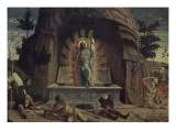 La R&#233;surrection Giclee Print by Andrea Mantegna