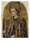 Saint Louis de Toulouse Giclée-Druck von Antonio Vivarini