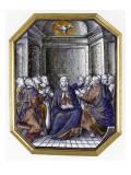 Plaque : La Pentecôte Giclee Print by Pierre Reymond