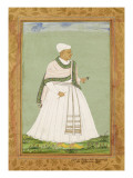 Portrait of Akana, Minister of the Shah of Golconda Giclee Print