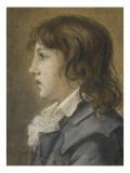 Portrait d'Auguste-Jules Armand Marie de Polignac (1780-1847) Giclée-Druck von Elisabeth Louise Vigée-LeBrun