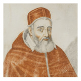 Pape L&#233;on XI (1535-1605) Giclee Print by Thierry Bellange