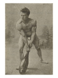Sandow. Product of Physical Culture, Flushing Weight Giclee Print