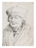 Portrait d'Erasme (1467-1536) Giclee Print by Albrecht Dürer
