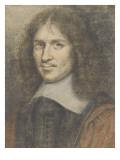 Portrait présumé de Denis Talon Giclee Print by Robert Nanteuil