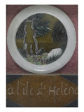 Reliquary Remember: Tomb of Napoleon to St. Helena Giclee Print