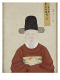 Portrait de Liu Shou (quatorzième génération) Giclee Print