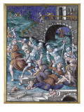 Plaque : Le massacre des Innocents Giclee Print by Pierre Reymond