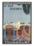 Affiche de Louis Fernez Le Sud algérien Giclee Print