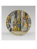 Plate: Psyche Tells His Misfortune with His Sisters Giclee Print