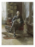 Raymond Koechlin (1860-1931), collectionneur Giclee Print by Etienne Moreau-Nelaton