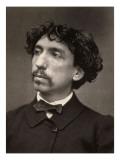Portrait of Charles Garnier, Architect (1825-1898) Giclee Print