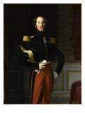 Portrait du Ferdinand Philippe, duc d'Orléans (1810-1842) Giclee Print by Jean-Auguste-Dominique Ingres