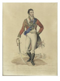 Portrait du duc de Wellington Giclee Print by William Thomas Fry