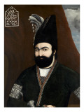 Portrait of Muhmmad Shah, King of Persia (1834-1848) Giclee Print