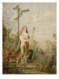 Polyptique : La Vie de l'humanité Giclee Print by Gustave Moreau