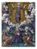 Plaque : la transfiguration Giclee Print by Pierre Reymond