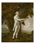 Portrait d&#39;homme Giclee Print by Joseph Wright