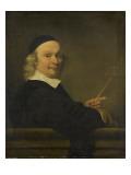 Portrait d'un mathématicien Lámina giclée por Ferdinand Bol