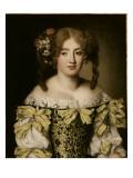 Portrait de Maria Ortensia Biscia Del Drago Giclée-Druck von Jacob Ferdinand Voet