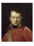 Portrait de Napoléon Bonaparte, Premier consul Giclée-Druck von Joseph Marie Vien