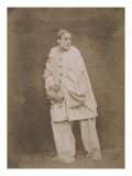 Pierrot voleur Reproduction proc&#233;d&#233; gicl&#233;e par Gaspard F&#233;lix Tournachon
