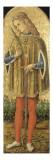 Saint Julien Giclée-tryk af Vittore Crivelli