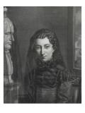 Princess Zenaida Bonaparte, Daughter of King Joseph Giclee Print