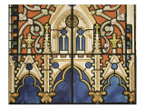 Project for the Windows of the Royal Chapel of Dreux Giclee Print by Eugène Viollet-le-Duc