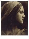 Portrait de Fanny Saint John Lámina giclée por Julia Margaret Cameron