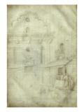 Résurrection de Lazare Giclee Print by Jacopo Bellini