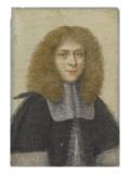 Portrait d'homme Giclée-Druck von Jacob Ferdinand Voet