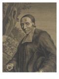 Portrait de Louis-Firmin Tournus, prêtre Giclee Print by Jean Restout