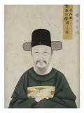 Portrait de Liu Wenyao (seizième génération) Giclee Print
