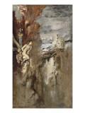 Prométhée Giclee Print by Gustave Moreau