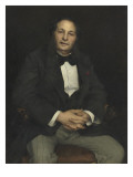 Portrait de Simon Hayem Giclee Print by Jules Bastien-Lepage