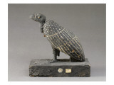 Statuette of a Vulture (Figure of the Goddess Mut) Giclee Print