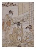 Sokokura Giclee Print by Torii Kiyonaga