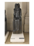 Statue of Sekhmet, Goddess with the Head of a Lioness Giclee Print