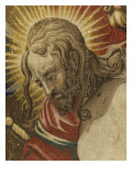 Tapestry: Christ's Head Hanging from the Saint-Merry Giclee Print
