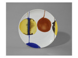 """Service """" Diane"""" Reproduction procédé giclée par Alexander Calder"""