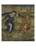 Tapestry of the Legend of Saint Margaret of Antioch Giclee Print