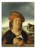 Supposed Portrait of the Physician Paracelsus (1493-1541), Giclee Print
