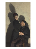 Ombres port&#233;es Giclee Print by Emile Friant