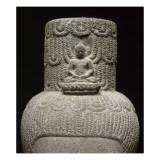 Le boddhisattva Lokesvara Lámina giclée