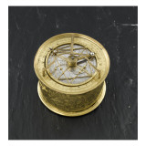 Horloge de table avec astrolabe Giclee Print by Jean Naze
