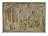 L'Adoration des Rois Giclee Print by Jacopo Bellini