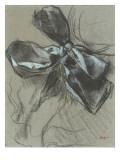 Etude d'un noeud de ruban Giclee Print by Edgar Degas
