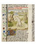 Le Livre des cleres et nobles femmes de Boccace. Giclee Print