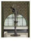 Saint Michel terrassant le dragon Giclee Print by Emmanuel Fremiet